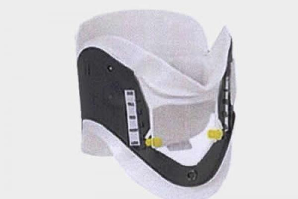 Emergency Cervical Collar (Adjustable)